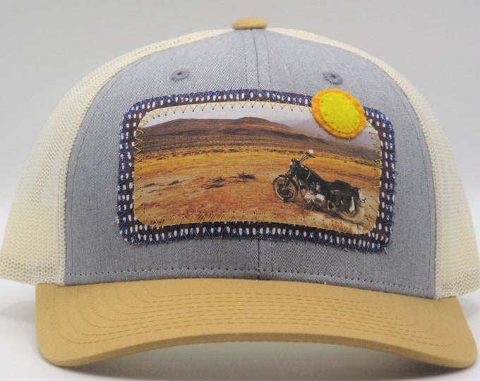 Easy Rider Trucker Hat/ Baseball Hat