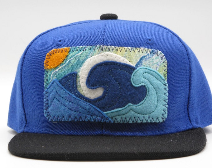 Big Wave Kids Hat