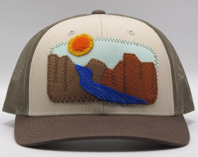 Desert Canyon Baseball Hat/Trucker Hat