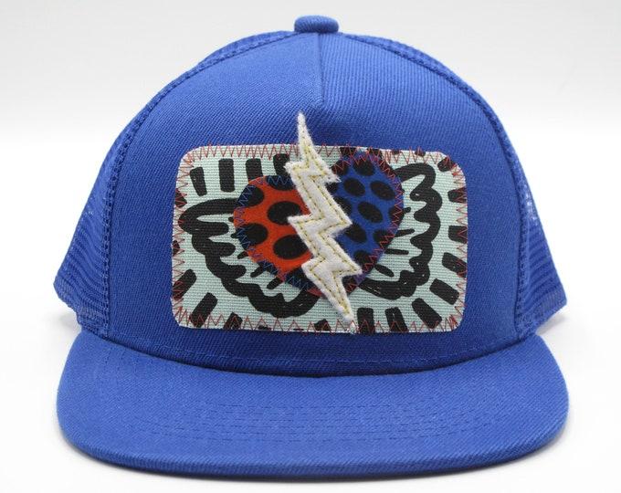 Grateful Heart Kid-size Trucker Hat