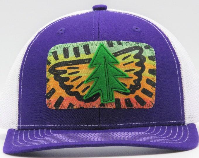 Tree Angel Trucker Hat/Baseball Hat