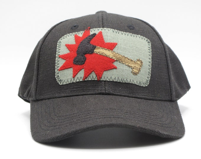Hamp Baseball Hat - The Hammer