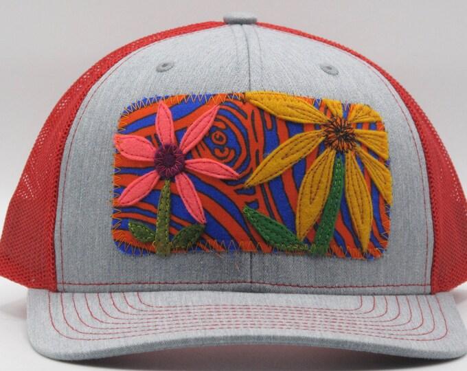 Wild Black-Eyed Susan Baseball Hat / Trucker Hat