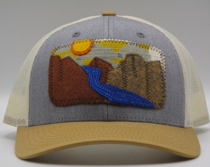 Desert Canyon Baseball/Trucker Hat