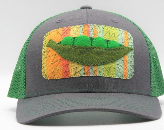 Sweet Pea Trucker Hat/Baseball Hat