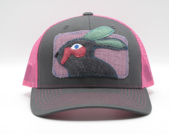 Lil' Bunny Trucker Baseball Hat