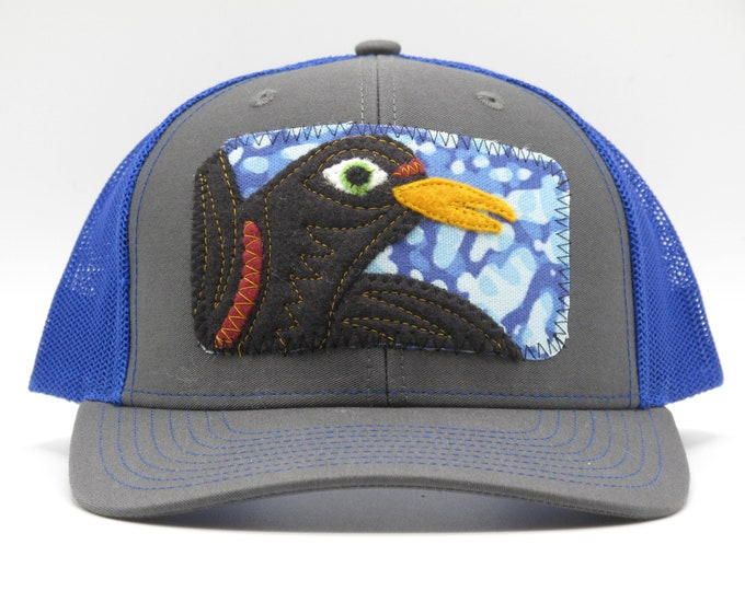 Raven Trucker Baseball/Hat