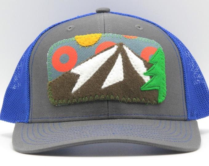 Phish Mountain Trucker/Baseball hat
