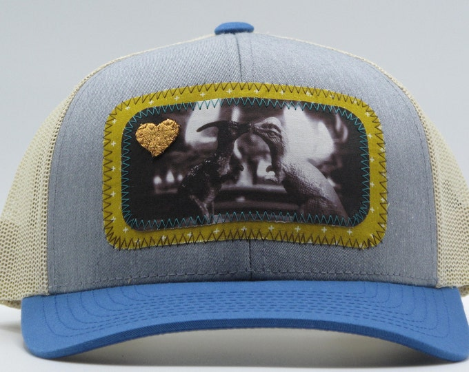 Dinosaur Love Baseball Hat / Trucker Hat