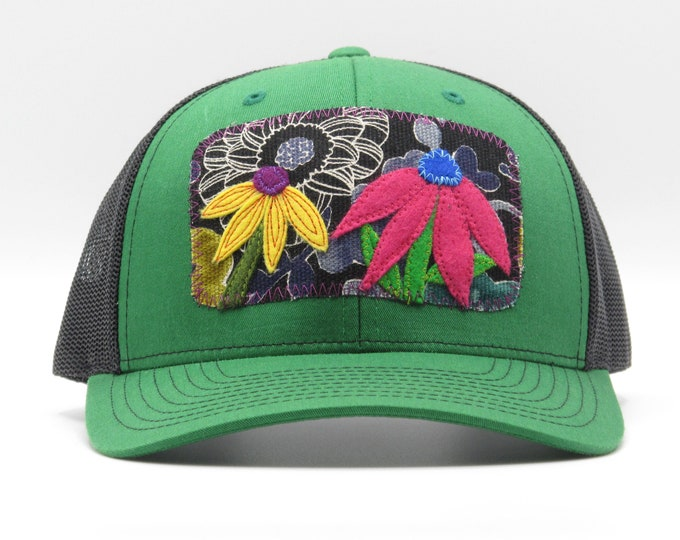 Green Garden Baseball/Trucker Hat
