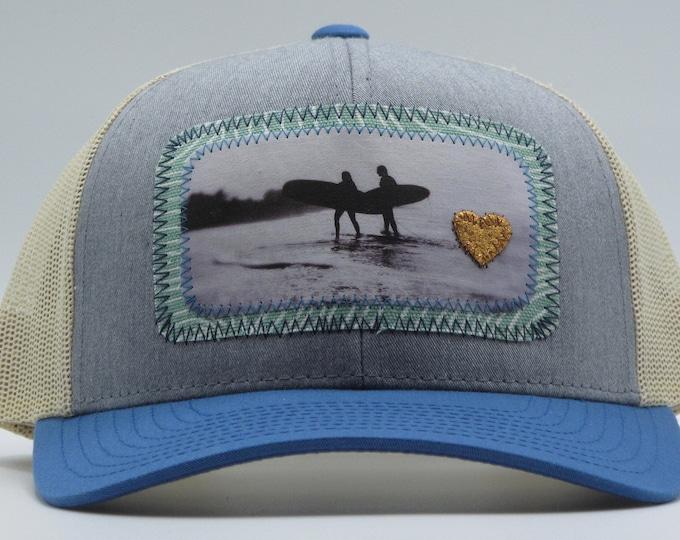Surf Love Baseball Hat / Trucker Hat