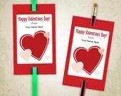 Valentine's Day Glow ...