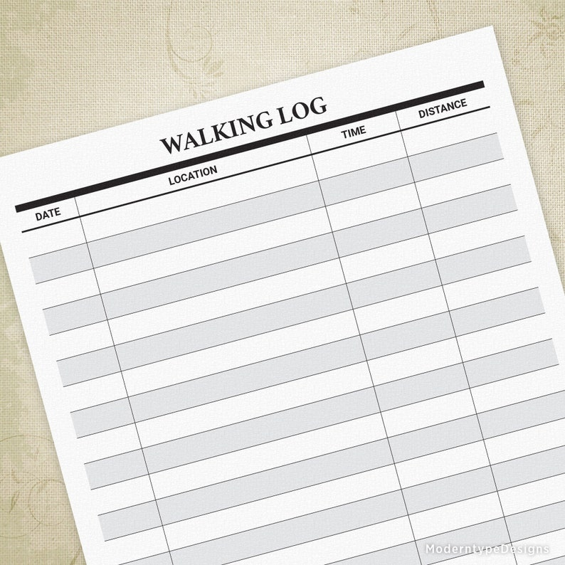 It's just an image of Unforgettable Printable Running Log