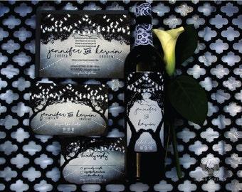Enchanted Wedding Invitation