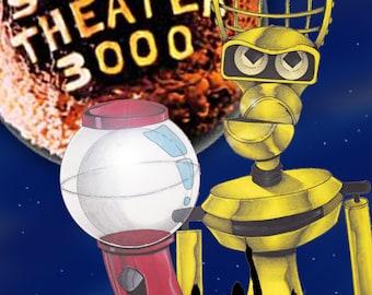 Mystery Science Theatre 3000(MST3K)