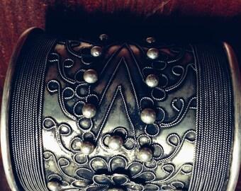Miao silver bracelet