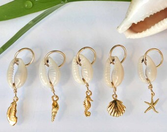 belly button ring   Navel Piercing   Gold   Goldfield   Sterling Silver   sea   belly jewelry   talia luvaton jewelry   seashell