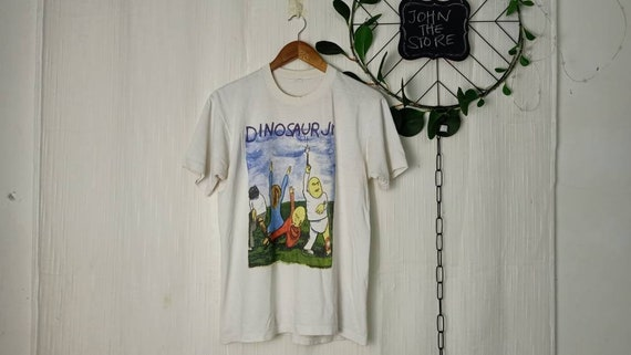 Vintage Dinosaur jr band tee shirt Without a sound