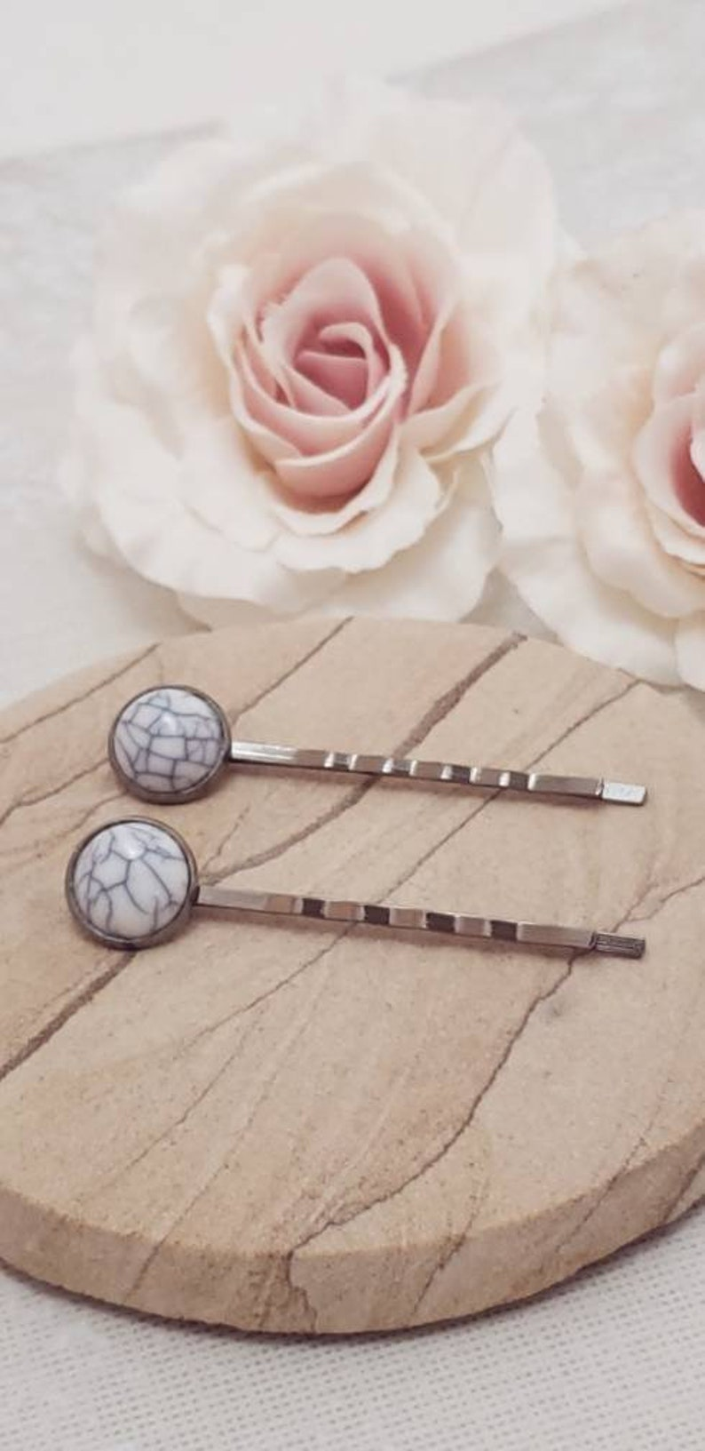 Soccer Bobby Hair Pin Bridal & Wedding Party Jewelry