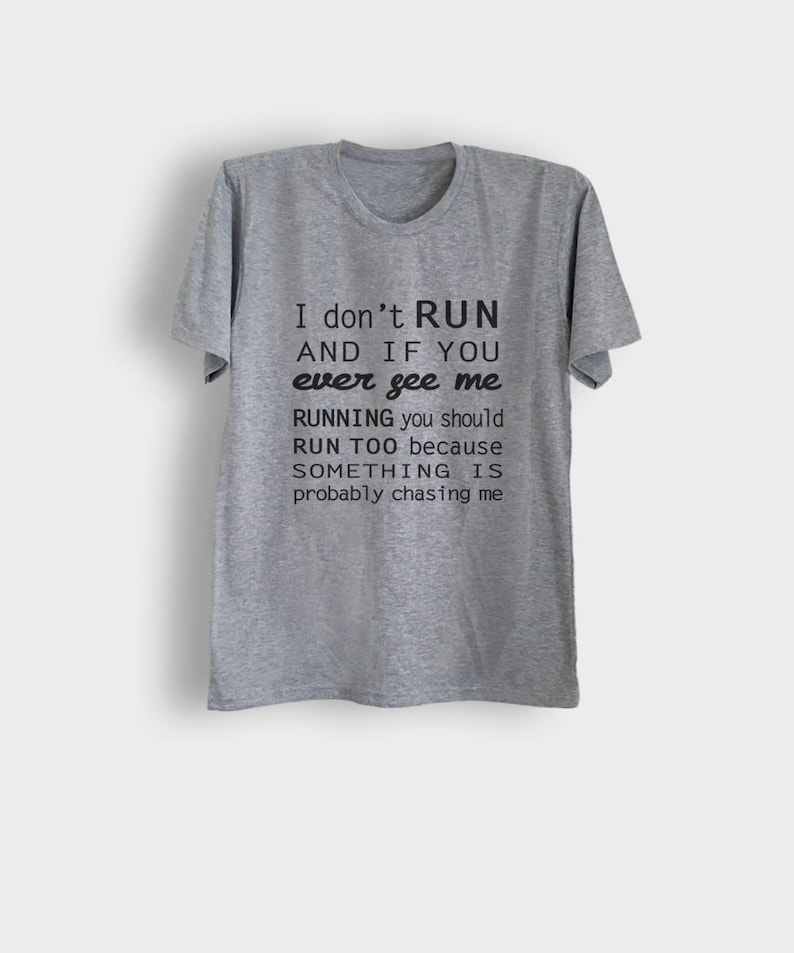 430bc295bae98d Running Shirt Frauen Sarkasmus Shirt Herren lustig läuft Shirt