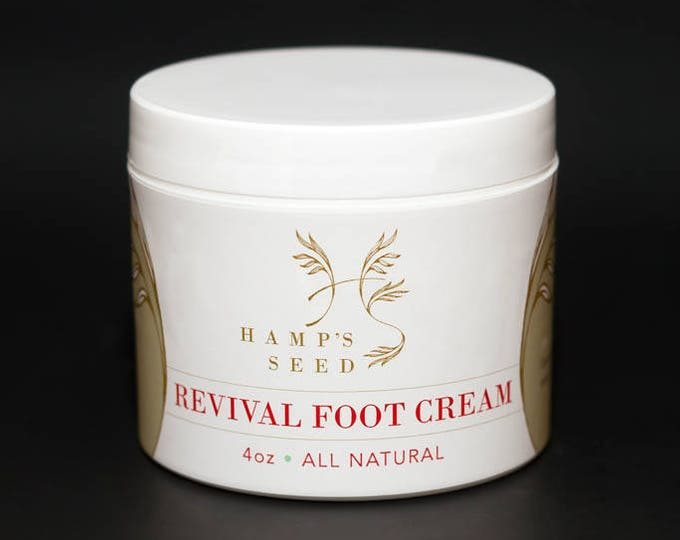 Hamp's Seed Revival Foot Cream