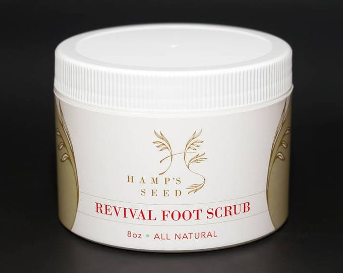 Hamp's Seed Revival Foot Scrub