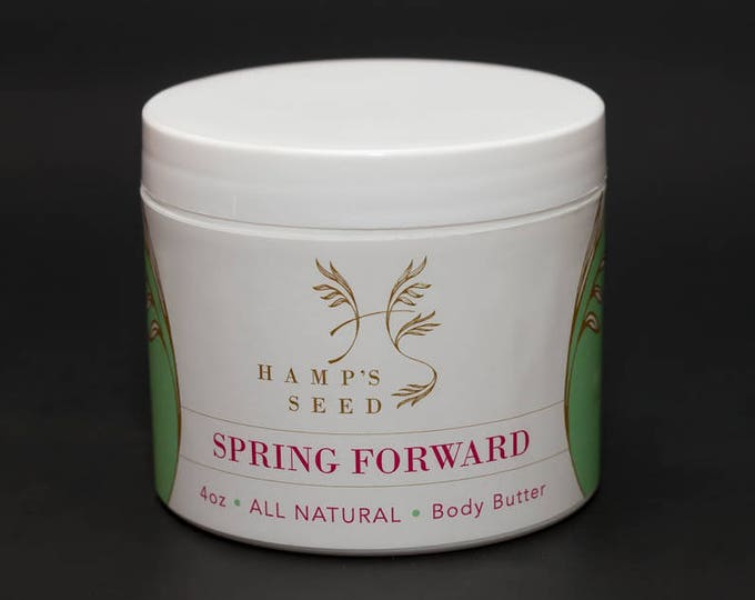 Hamp's Seed Spring Forward Body Butter
