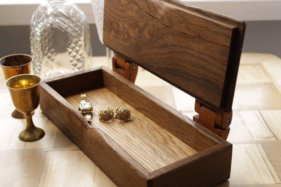 Boîte à bijoux boîte de bureau boîte de montre boîte de valet