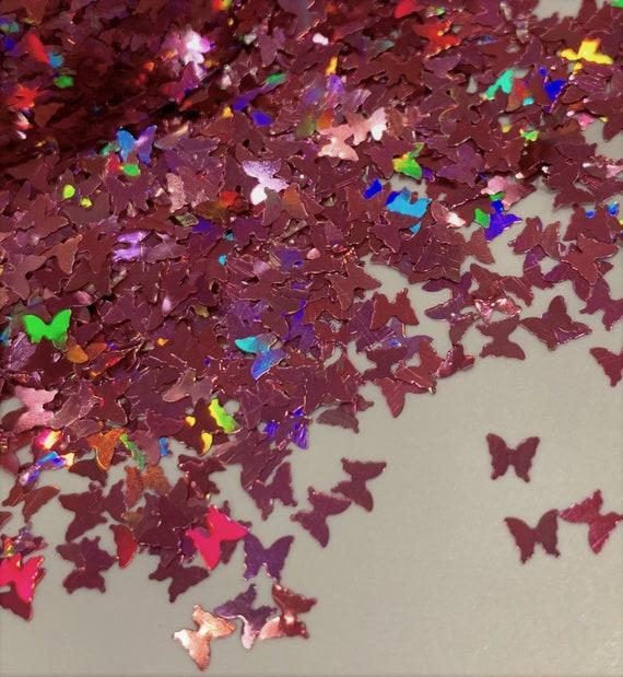 Pink Glitter 2oz Pink Stardust Holographic Glitter