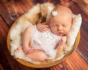 Newborn Prop, Decorative Pillow Prop, Prop Posing Pillow, Newborn Photo Pillow, Lace Dress, Newborn Photo Prop, Baby Girl Prop, Girl Dress