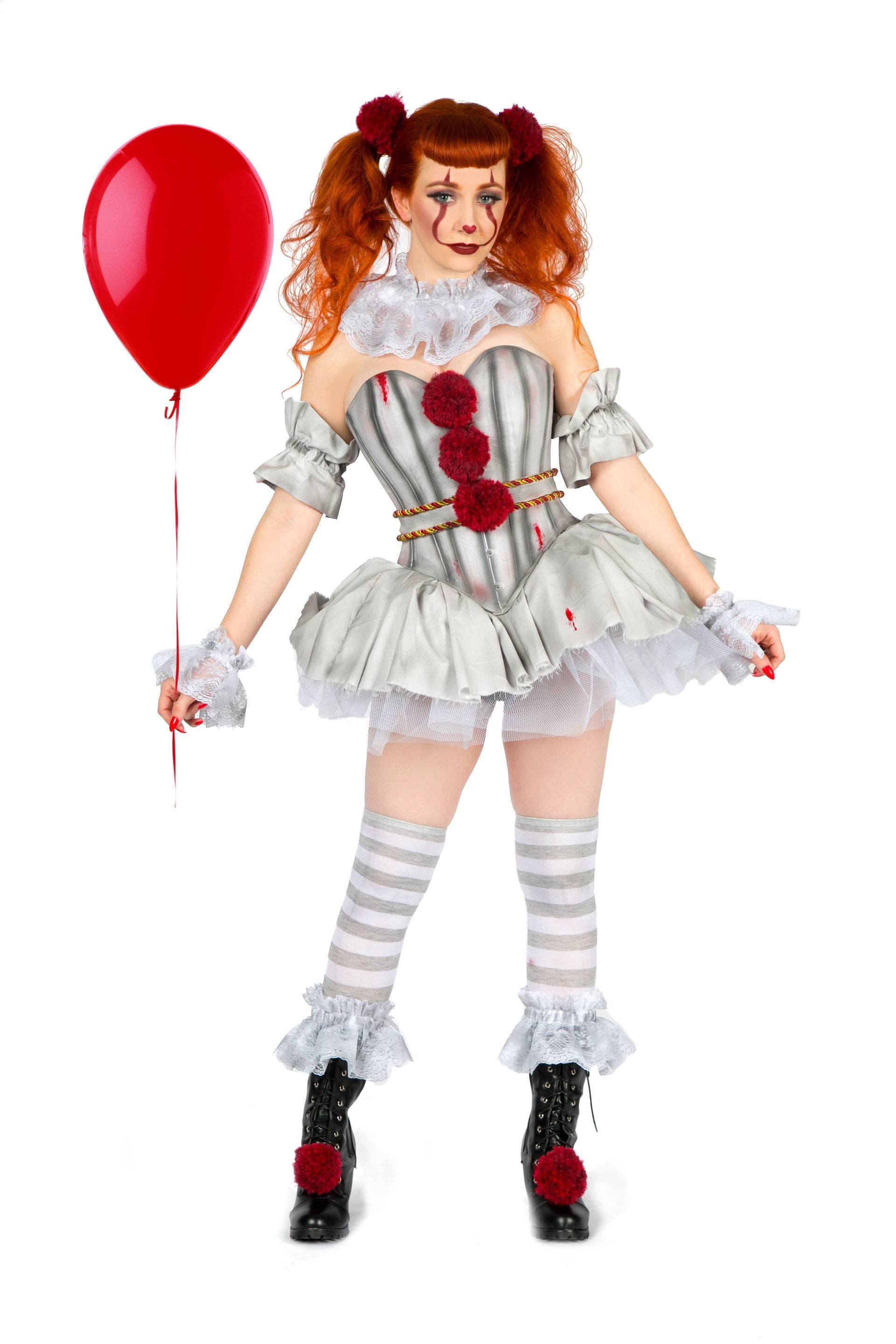 Custom Made Ms Pennywise Costume Etsy