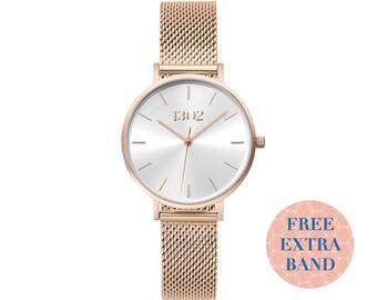 83344a51778 Wrist Watch Metal Band