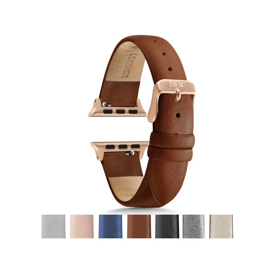Rose Gold Apple Watch Band Apple Watch Band Women Apple Etsy