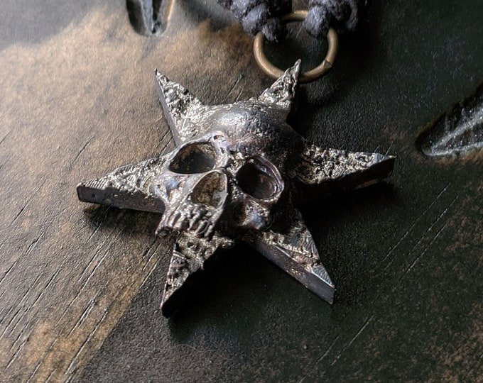 Death in Chicago Necklace