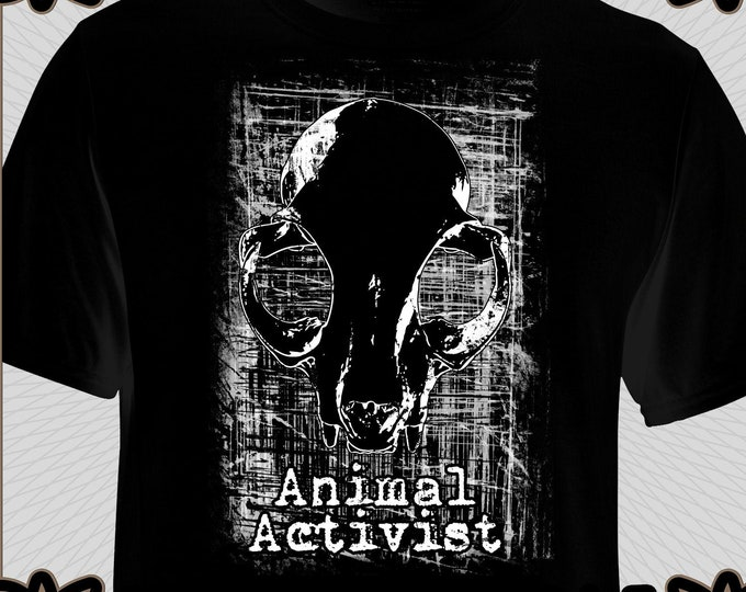 Animal Activist Shirt