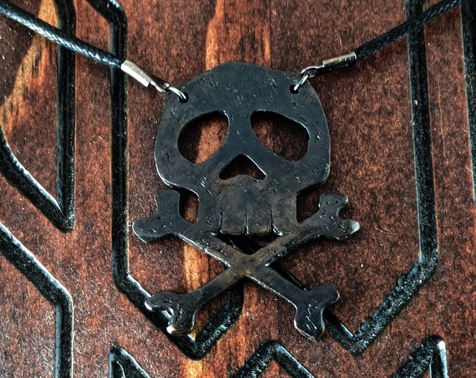 I Want Your Skull Necklace