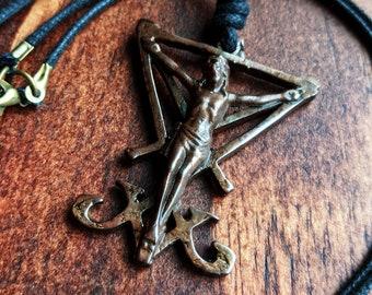 Ne Believers Pendant Necklace