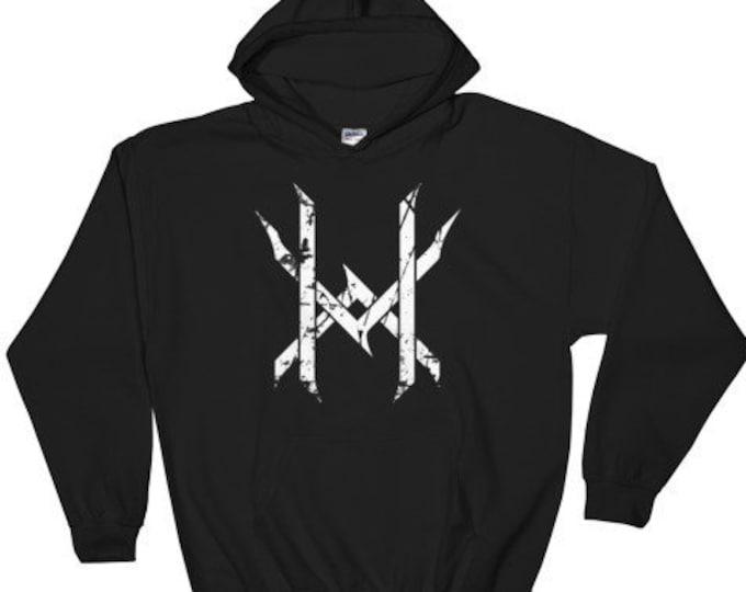 The Black North Hooded Sweatshirt