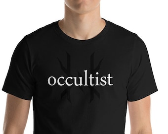 Ten Horns Occultist Shirt