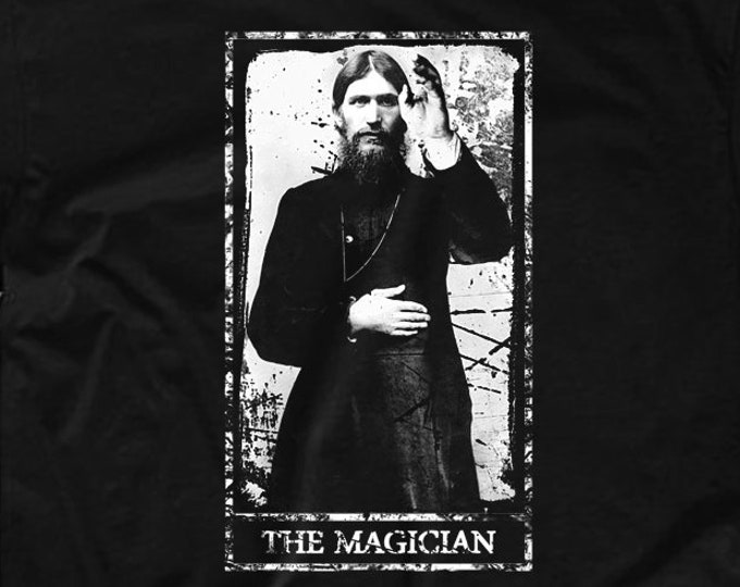 The Magician Tarot Shirt