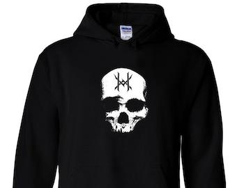 Ten Horns Hooded Sweatshirt