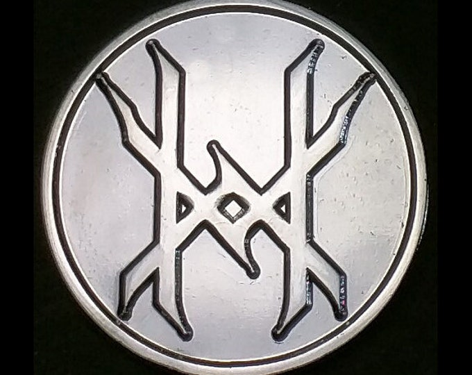 Ten Horns Sigil Lapel Pin