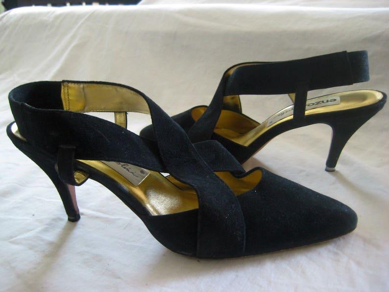 7dbf03ae832 Enzo Angiolini Women s Sandal Shoe 8 1 2 M Vero Cuoio