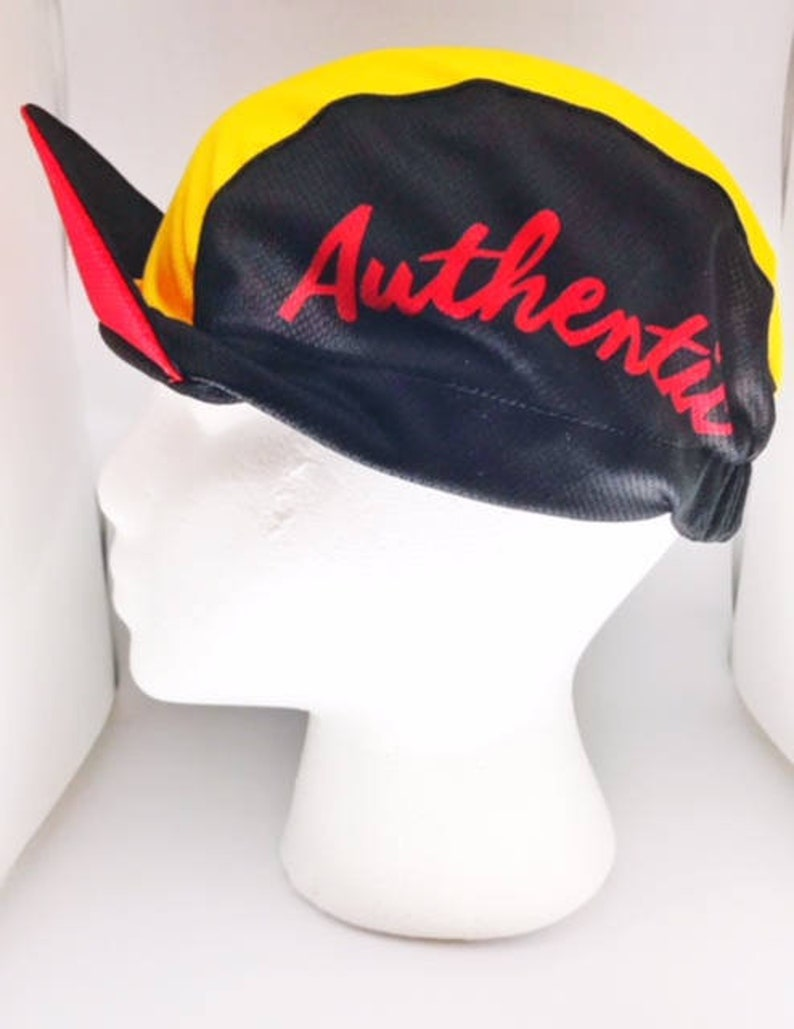 Authentic Vintage Bicycle Cap
