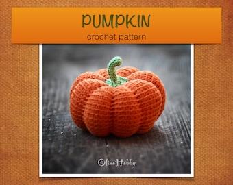 PUMPKIN Crochet Pattern PDF