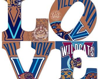 4-Pack Villanova Philly Love
