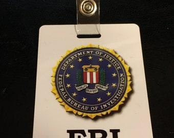 FBI - Halloween Costume - Movie Prop