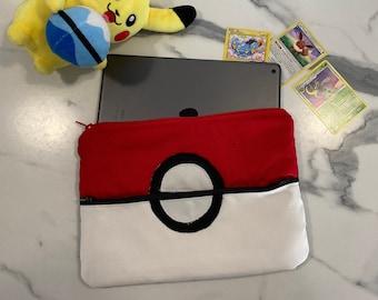 Pokémon Ball iPad Wallet, Sleeve holder