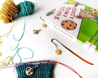 If you give a knitter a cookie