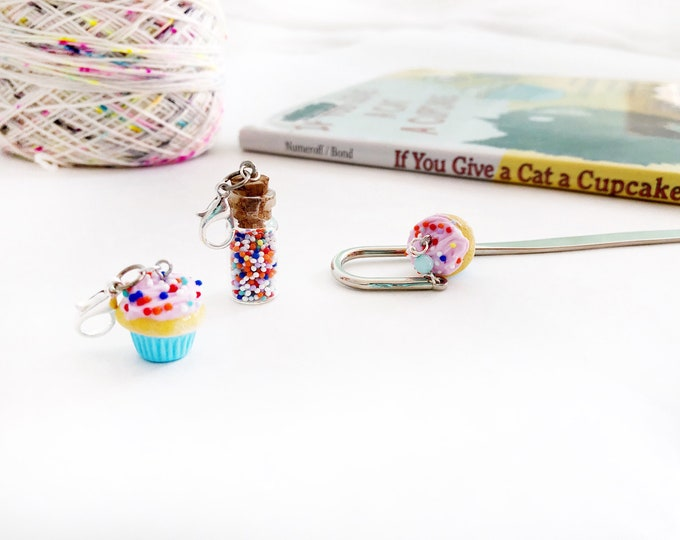 Featured listing image: If you give a knitter Sprinkles...